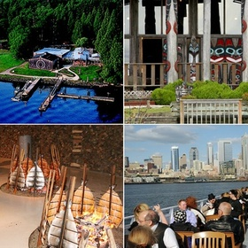 Experience the Tillicum Village Cruise in Seattle, Washington - Bucket List Ideas