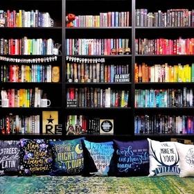 Organize my bookshelves - Bucket List Ideas