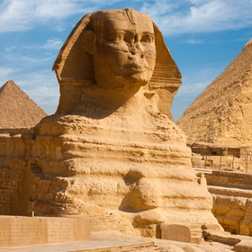 Take a Picture of the Sphinx in Egypt - Bucket List Ideas