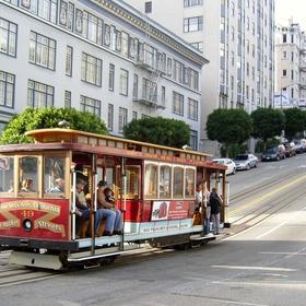 Ride a cable car in san francisco - Bucket List Ideas