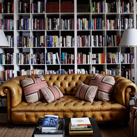 Build my own personal library - Bucket List Ideas