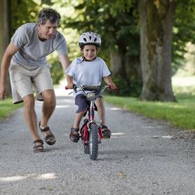 Teach my Kids to Ride a Bike - Bucket List Ideas