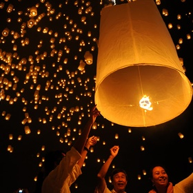 Loi Krathong - Bucket List Ideas