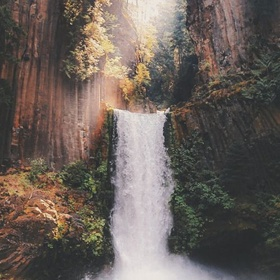 Abseil Down a Waterfall - Bucket List Ideas