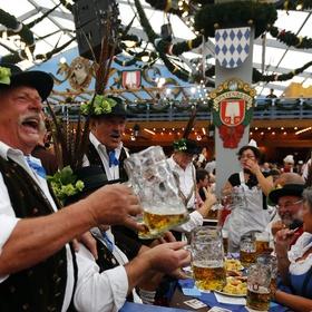 Go to Oktoberfest in Germany - Bucket List Ideas