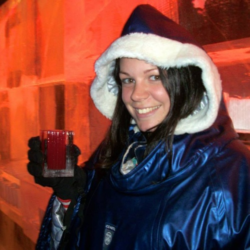 Go to an Ice Bar - Bucket List Ideas