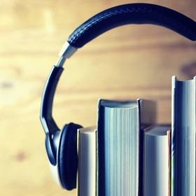 Listen to 5 audio-books - Bucket List Ideas