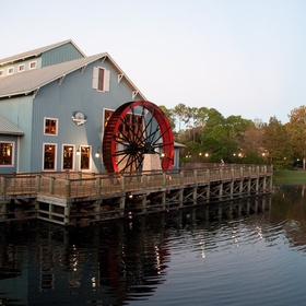 Stay at Disney's Port Orleans- Riverside - Bucket List Ideas