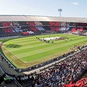 Watch Feyenoord become national champion - Bucket List Ideas