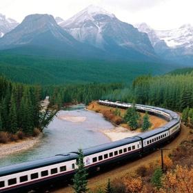 Go on an Epic Train Journey! - Bucket List Ideas