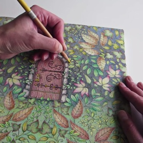 Dedicate A Day To Coloring Books - Bucket List Ideas