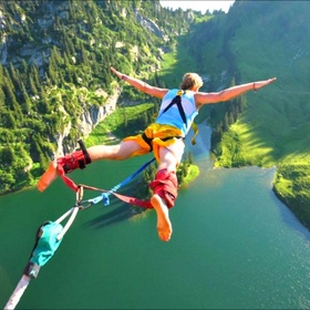 Go bungee jumping!! - Bucket List Ideas