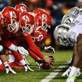 Chiefs vs Raiders live - Bucket List Ideas