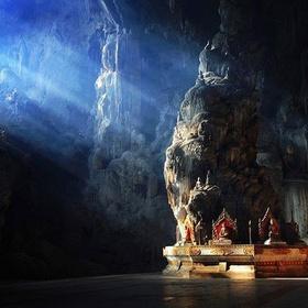 Visit Datawtaung Cave Myanmar - Bucket List Ideas