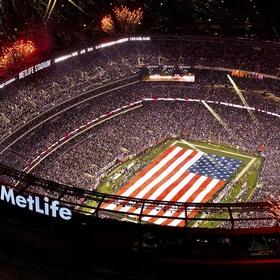 Attend a Super Bowl - Bucket List Ideas