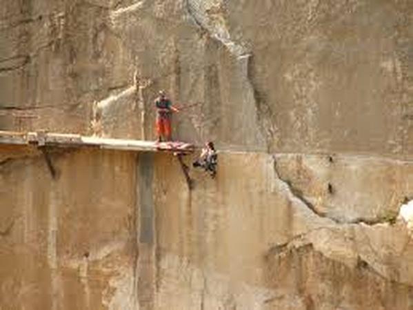 Hike El Camino del Rey~Spain - Bucket List Ideas