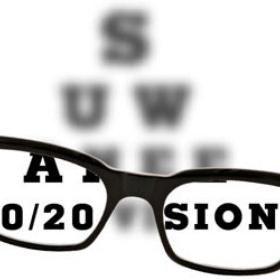 Get 20/20 Vision - Bucket List Ideas