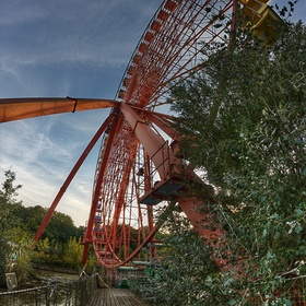 Visit an Abandoned Amusement Park - Bucket List Ideas