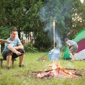 Go on a Family Camping Trip - Bucket List Ideas