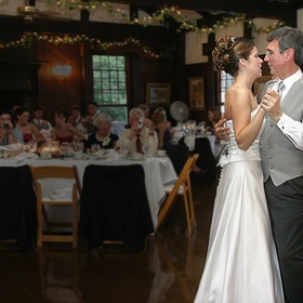 Dance with My Dad at My Wedding - Bucket List Ideas