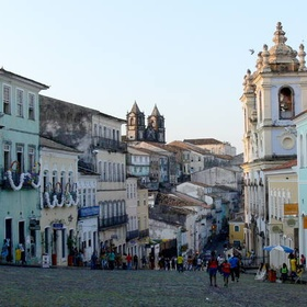 Visit Historic Center of Salvador de Bahia - Bucket List Ideas