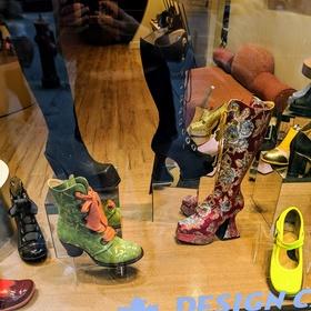 Own ridiculous footwear - Bucket List Ideas