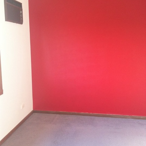 Paint a my room red! - Bucket List Ideas