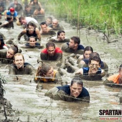 Complete the Spartan Race - Bucket List Ideas