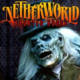 Go to netherworld haunted house - Bucket List Ideas