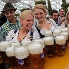 Attend Oktoberfest in Munich - Bucket List Ideas