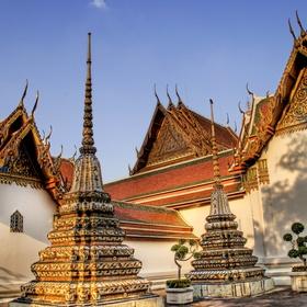 See the Reclining Buddha of Wat Po - Bucket List Ideas