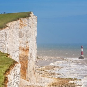 Go to Beachy Head, England - Bucket List Ideas