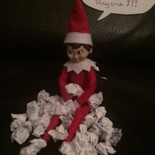 Elf on the shelf - Bucket List Ideas