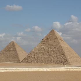 Great Pyramids of Giza, Egypt - Bucket List Ideas