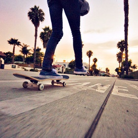 Learn skateboarding - Bucket List Ideas