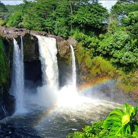 Visit Rainbow Falls - Bucket List Ideas