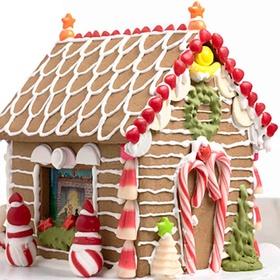 Make a Gingerbread House - Bucket List Ideas