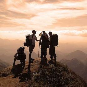 Go to mountaineering - Bucket List Ideas