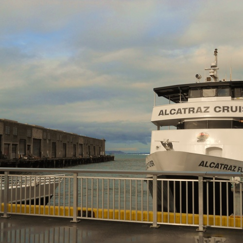 Visit Alcatraz - Bucket List Ideas