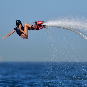 Go flyboarding - Bucket List Ideas