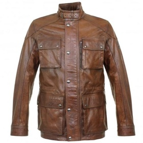 Why Belstaff Have been Making the Best Leather Jackets Since 1924 - Bucket List Ideas