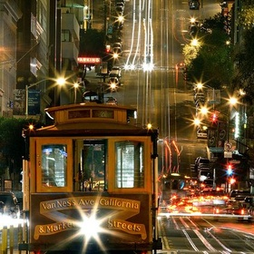 Take a Cable Car Ride in San Francisco - Bucket List Ideas