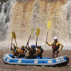 Go whitewater rafting in Sagana, Kenya - Bucket List Ideas