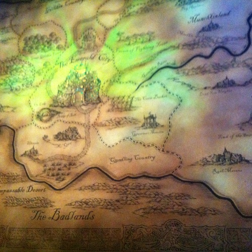 See a Broadway Play (WICKED) - Bucket List Ideas