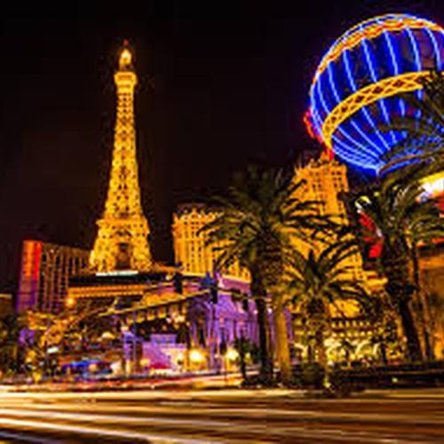Party in Las Vegas, Nevada - Bucket List Ideas