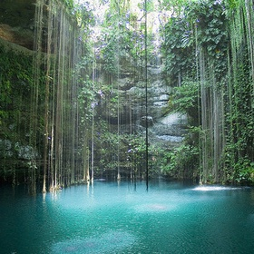 Swim in a Cenote in Mexico - Bucket List Ideas