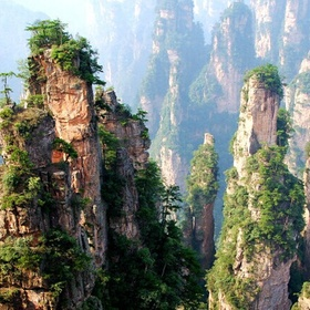 Visit Wulingyuan Scenic Area in China - Bucket List Ideas