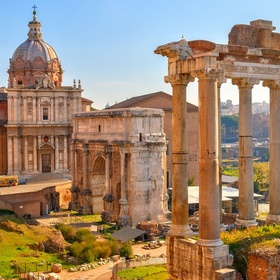See the Roman Forum ~Italy - Bucket List Ideas