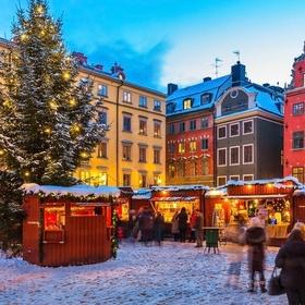 Attend the Swedish Christmas Fair - Bucket List Ideas