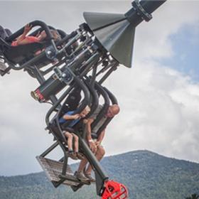 Take a ride on the Giant Swing - Bucket List Ideas